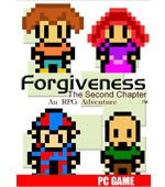 Purchase the Christian Themed RPG, Forgiveness: The Second Chapter