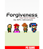 Purchase the Christian Themed RPG, Forgiveness: The Third Chapter
